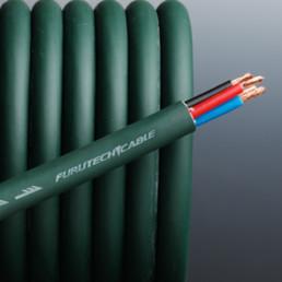 Furutech Micro-4.1T Bi-Wire Speaker Cable (per meter)