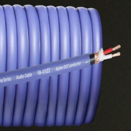 Furutech FA-Alpha-S22 Balanced Cable (per meter)