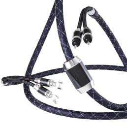 Furutech NanoFlux Speaker Loudspeaker Cable