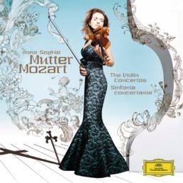 Mozart Violin Concertos & Sinfonia Concertante - Audiolife