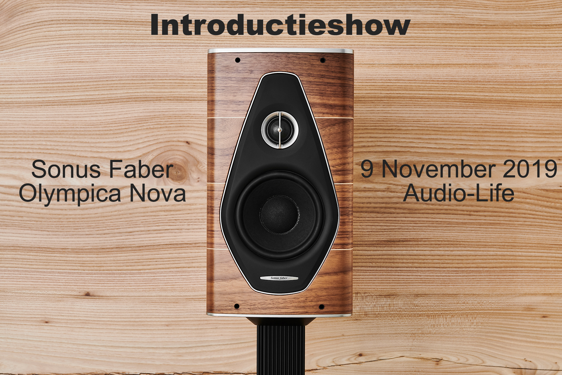 Olympica Nova show Audio-Life