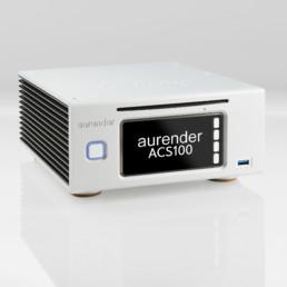 Aurender ACS100 Zilver 001
