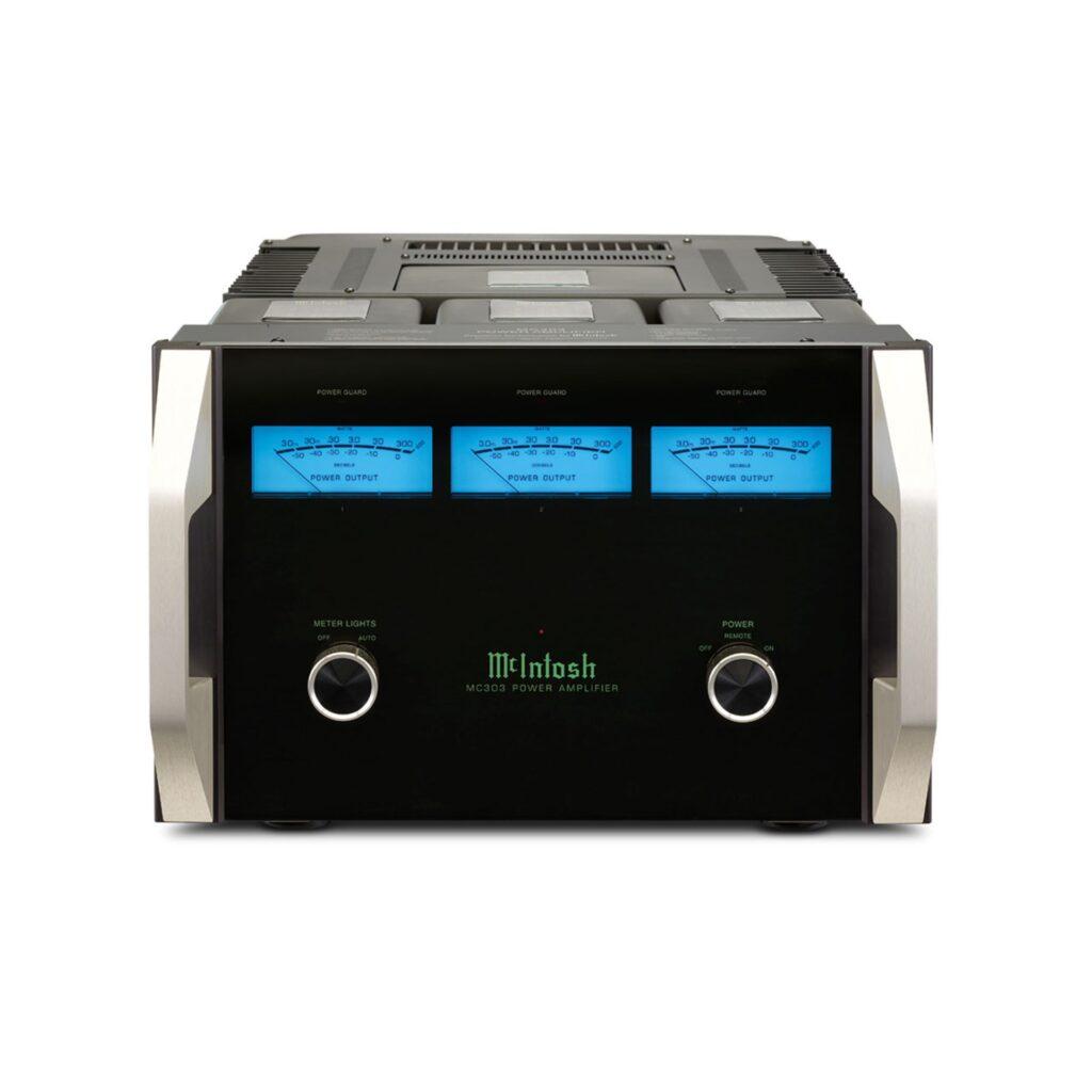 McIntosh MC303 Power Amplifier