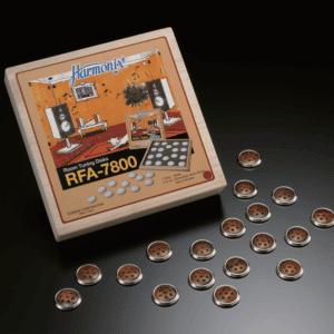 Harmonix RFA-7800 Room Tuning – Hout