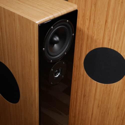 DeVore Fidelity Monitor speakers