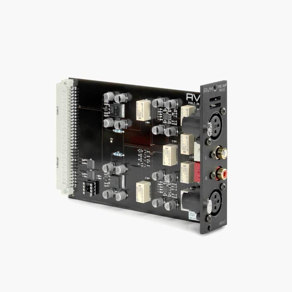 AVM-Audio-OVATION-PA-8-2-Line-Input-Module-Expansion-Card-19120201