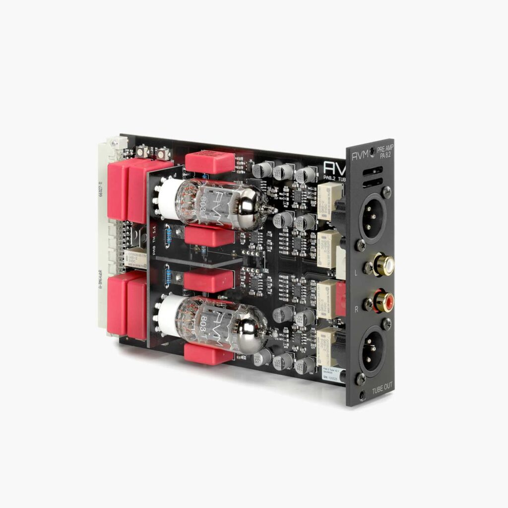 AVM-Audio-OVATION-PA-8-2-Tube-Out-Module-Expansion-Card-19120206
