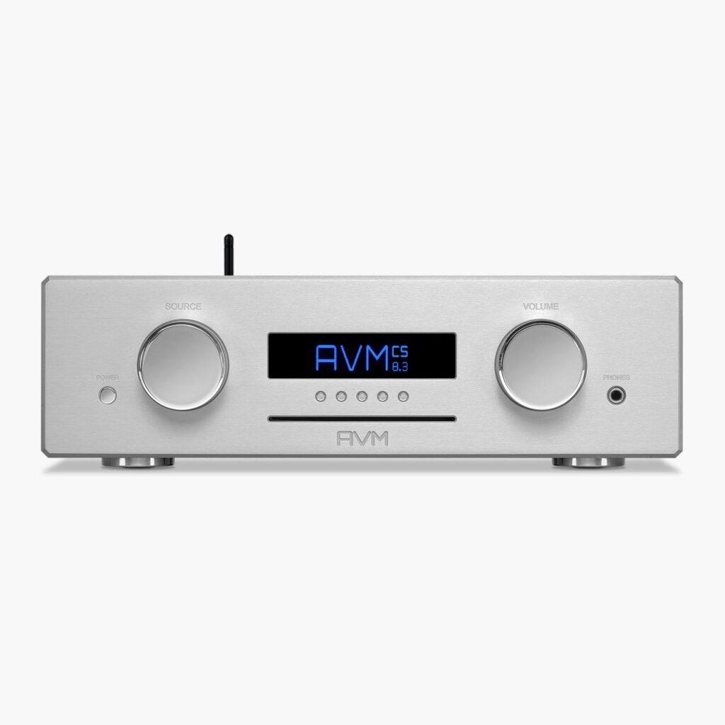 AVM-Audio-OVATION-CS-8-3-Silver-Front-20022001-2